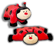 "48"" JUMBO DOTTY THE LADYBUG"