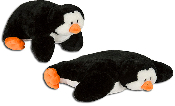 "48"" JUMBO PENNIE THE PENGUIN"