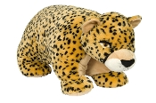 "40"" CHEETAH PILLOW CHUM ""SPOTS"""