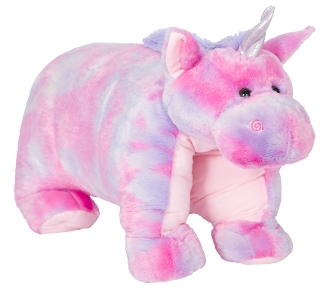 "40"" MAGIC THE TIE-DYE UNICORN"