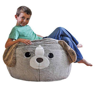 "36"" DOG BEAN BAG CHAIR"